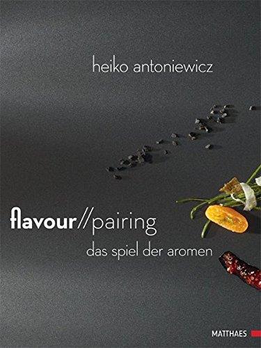 Flavour Pairing: Heiko Antoniewicz