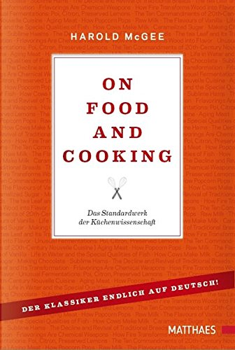 On Food and Cooking: Harold McGee