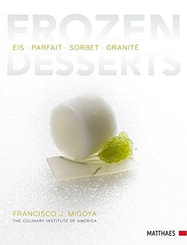 Frozen Desserts: Francisco J. Migoya