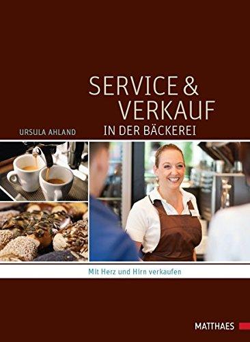 Service und Verkauf in der Bäckerei: Ursula Ahland