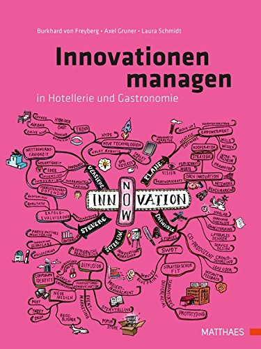 Innovationen managen in Hotellerie und Gastronomie: Burkhard von Freyberg