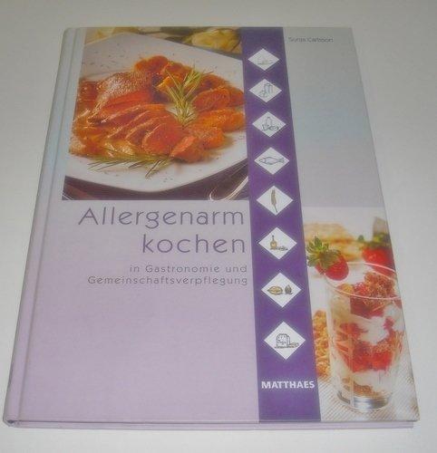 9783875167375: Allergenarm kochen.