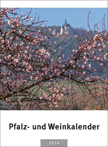 9783875242089: Pfalz- und Weinkalender 2016