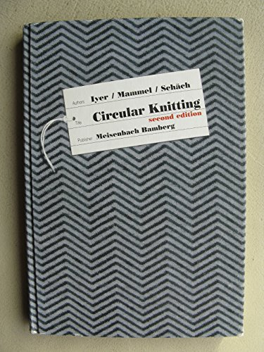 9783875250527: Circular Knitting