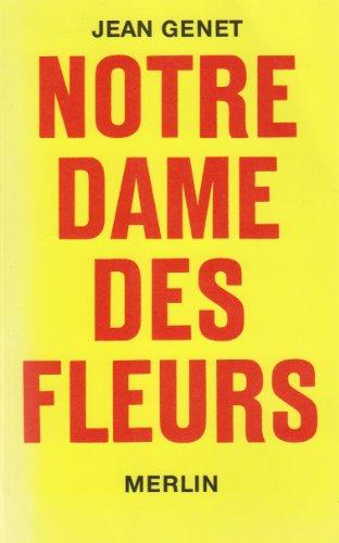Beispielbild für Notre Dame des Fleurs zum Verkauf von medimops