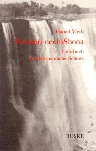 9783875480382: Pamberi nechi Shona