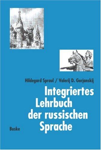 9783875481655: Integriertes Lehrbuch der russischen Sprache, Lehrbuch