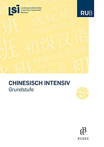 Chinesisch intensiv