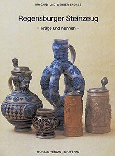 9783875533637: Regensburger Steinzeug: Krüge und Kannen