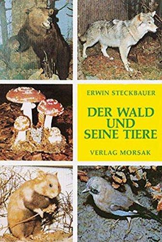 Der Wald und seine Tiere: Wald und Wildtiere im Zwieseler Waldmuseum: Steckbauer, Erwin