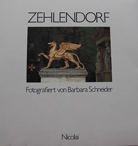 9783875841237: Zehlendorf. Ein Bezirk von Berlin