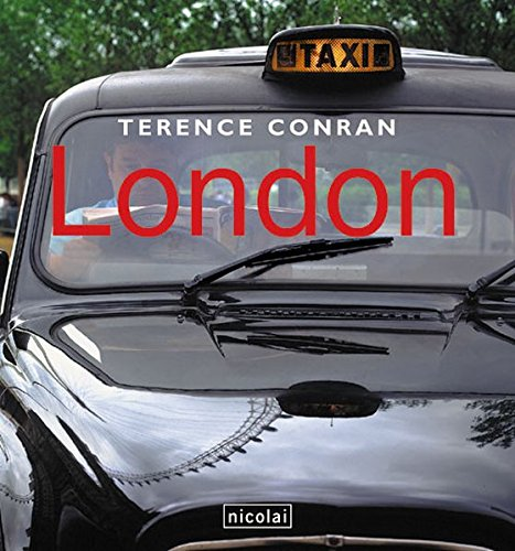 Terence Conran on London (9783875848335) by Unknown