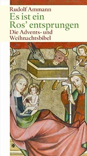 9783876203195: Es ist ein Ros' entsprungen: Die Advents- und Weihnachtsbibel