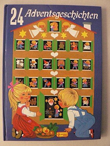 9783876242583: 24 Adventsgeschichten für Bia, Friederike und alle Kinder