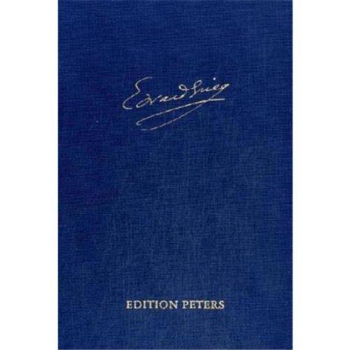 9783876269900: Edvard Grieg - Thematisch-Bibliographisches Werkverzeichnis