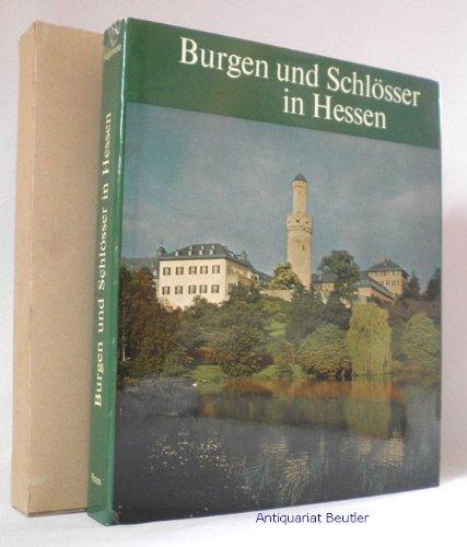 Burgen und Schloesser in Hessen: Hegemann H W