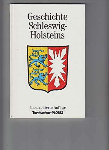 9783876403403: Geschichte Schleswig-Holsteins. Ein �berblick