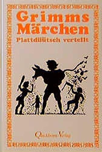 9783876511443: Grimms Märchen, Plattdütsch vertellt