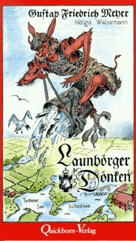Launbörger Dönken. sammelt und in launbörger Platt: Meyer, Gustav Friedrich