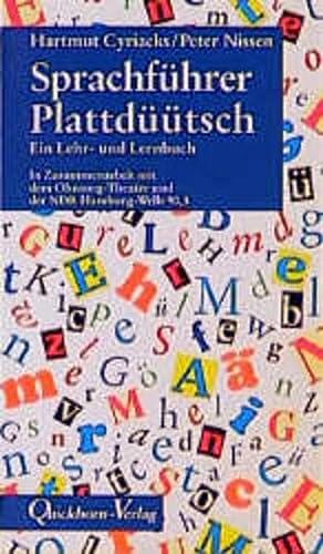 Sprachführer Plattdüütsch - Cyriacks, Hartmut und Peter Nissen