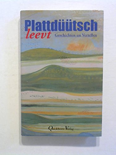 9783876512730: Plattdüütsch leevt.