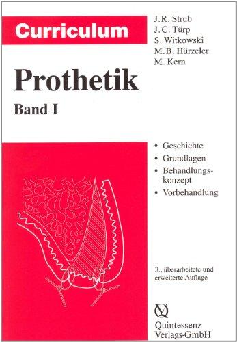 9783876524993: Curriculum Prothetik 1 - 3