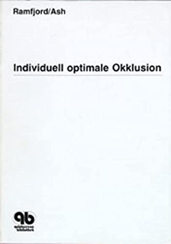 Individuell Optimale Okklusion: Ramfjord, Sigurd and