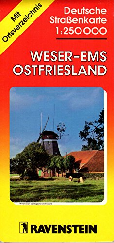 9783876602134: Weser-Ems-Ostfriesland