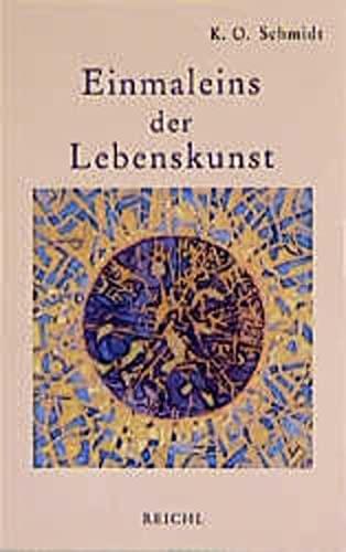 9783876671673: Einmaleins der Lebenskunst.