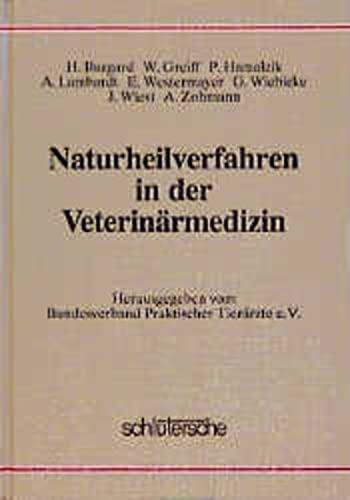 9783877063484: Naturheilverfahren in der Veterinärmedizin