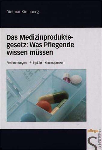 9783877067284: Das Medizinproduktegesetz (MPG). inc. CD-ROM