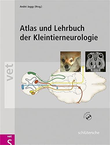 9783877067390: Atlas und Lehrbuch der Kleintierneurologie, m. CD-ROM
