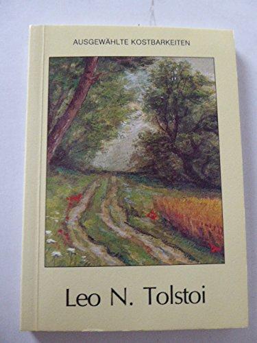 9783877290569: Leo N. Tolstoi