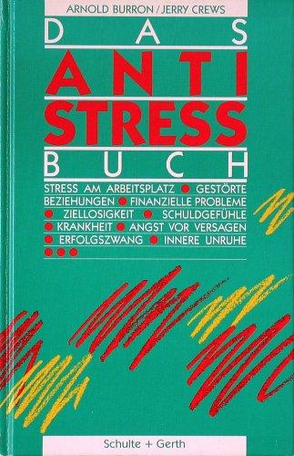 9783877390887: Das Anti-Stress-Buch
