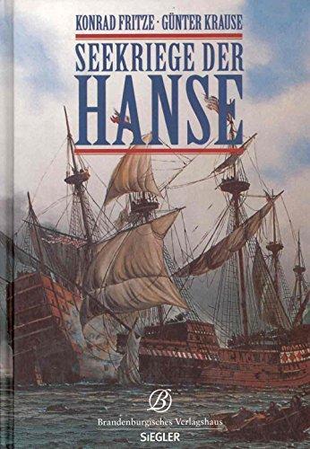 9783877486603: Seekriege der Hanse