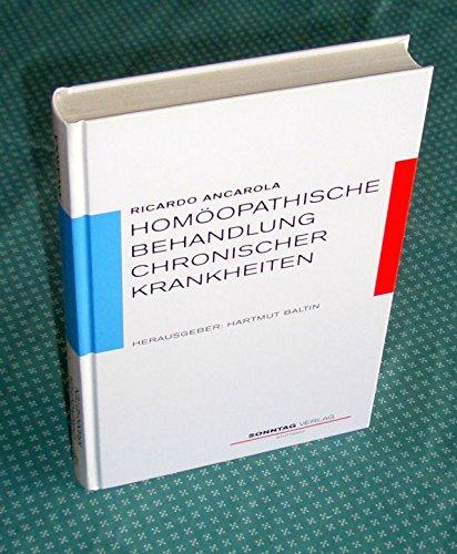 9783877580417: Hom�opathische Behandlung chronischer Krankheiten