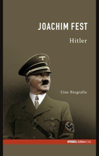 9783877630310: Hitler: Eine Biographic