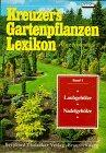 Kreuzers Gartenpflanzen Lexikon Band Von Kreuzer Zvab