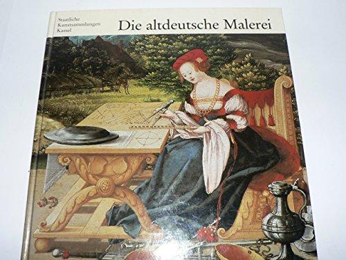 9783878160397: Die altdeutsche Malerei