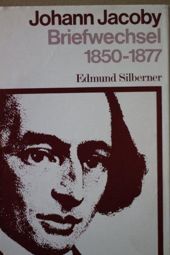 Briefwechsel, 1850-1877 (Veroffentlichungen des Instituts fur Sozialgeschichte Braunschweig) (...