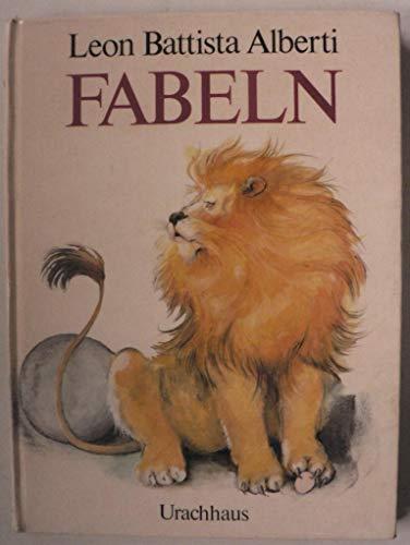 Fabeln: B. Alberti, Leon,