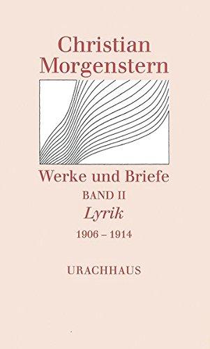 Lyrik 1906 - 1914: Martin Kießig