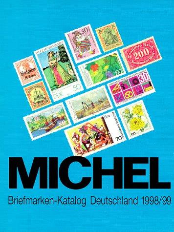 9783878580270: Michel: Briefmarken-Katalog Deutschland 1998/99
