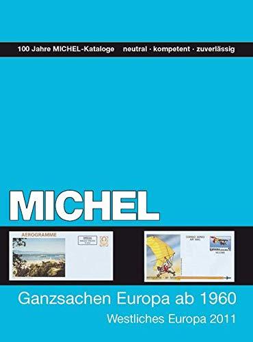 Michel Ganzsachen Europa ab 1960 Band 1