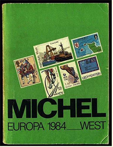 9783878582380: Michel-Europa-Katalog West 1984