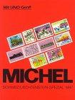 Mit UNO Genf! Michel Schweiz/Liechtenstein - Spezial 1997: Michel