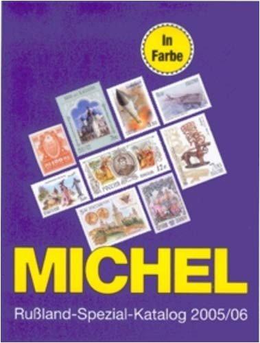 9783878583868: Michel. Rußland-Spezial-Katalog 2005/2006