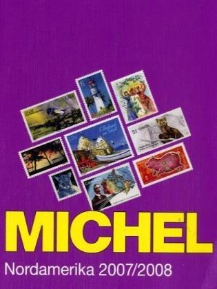 9783878587842: Michel-Katalog �bersee 01 Nordamerika 2007/2008: �bersee-Katalog, Band1/1
