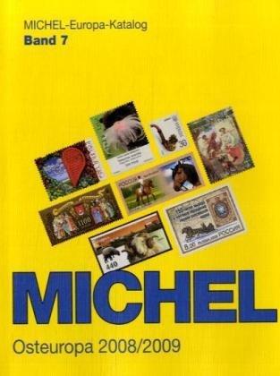 9783878588696: Michel: Osteuropa-Katalog 2008/2009 EK 7