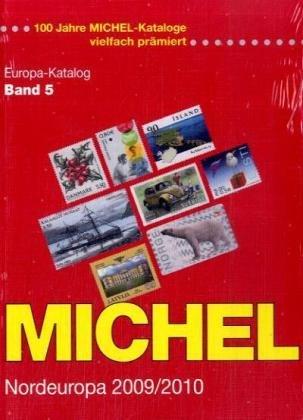 9783878588856: Michel Nordeuropa-Katalog 2009/2010 EK 5 [Broschiert]